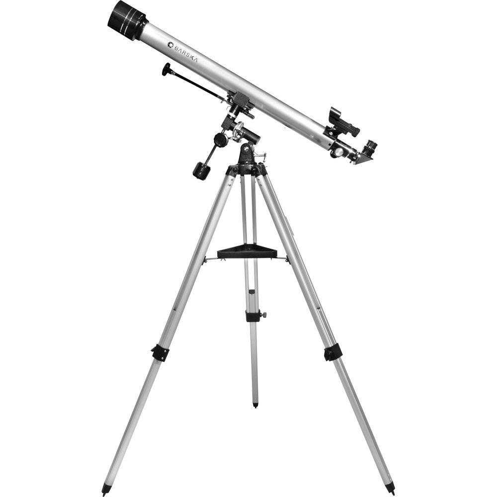 Barska 675 Power 90060 Starwatcher Telescope Ae10754 The