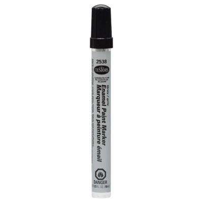 Gloss Gray Enamel Paint Marker (6-Pack)