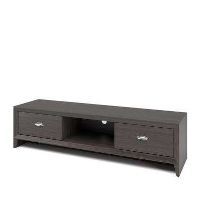 Lakewood Modern Wenge TV Bench for TVs up to 60 in.