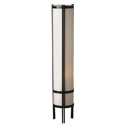 Home Deco 48 in. Black Floor Lamp