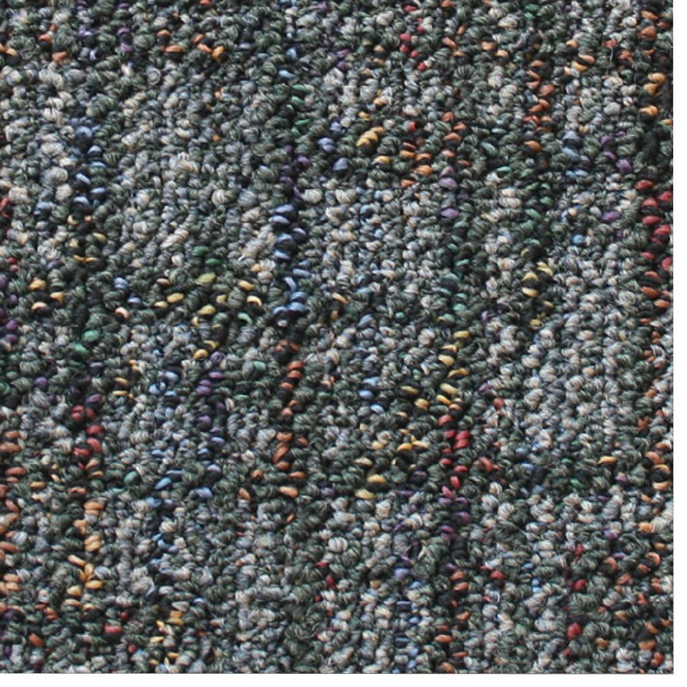 Kraus Carpet Sample Business Case Color Herb Garden