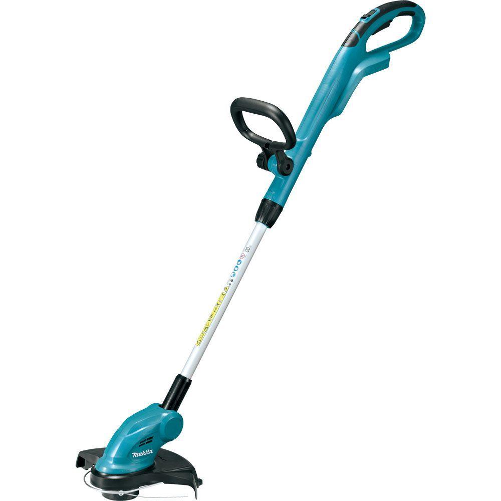 Battery Operated Weed Eater >> Makita 18 Volt Lxt Lithium Ion Cordless String Trimmer Tool Only