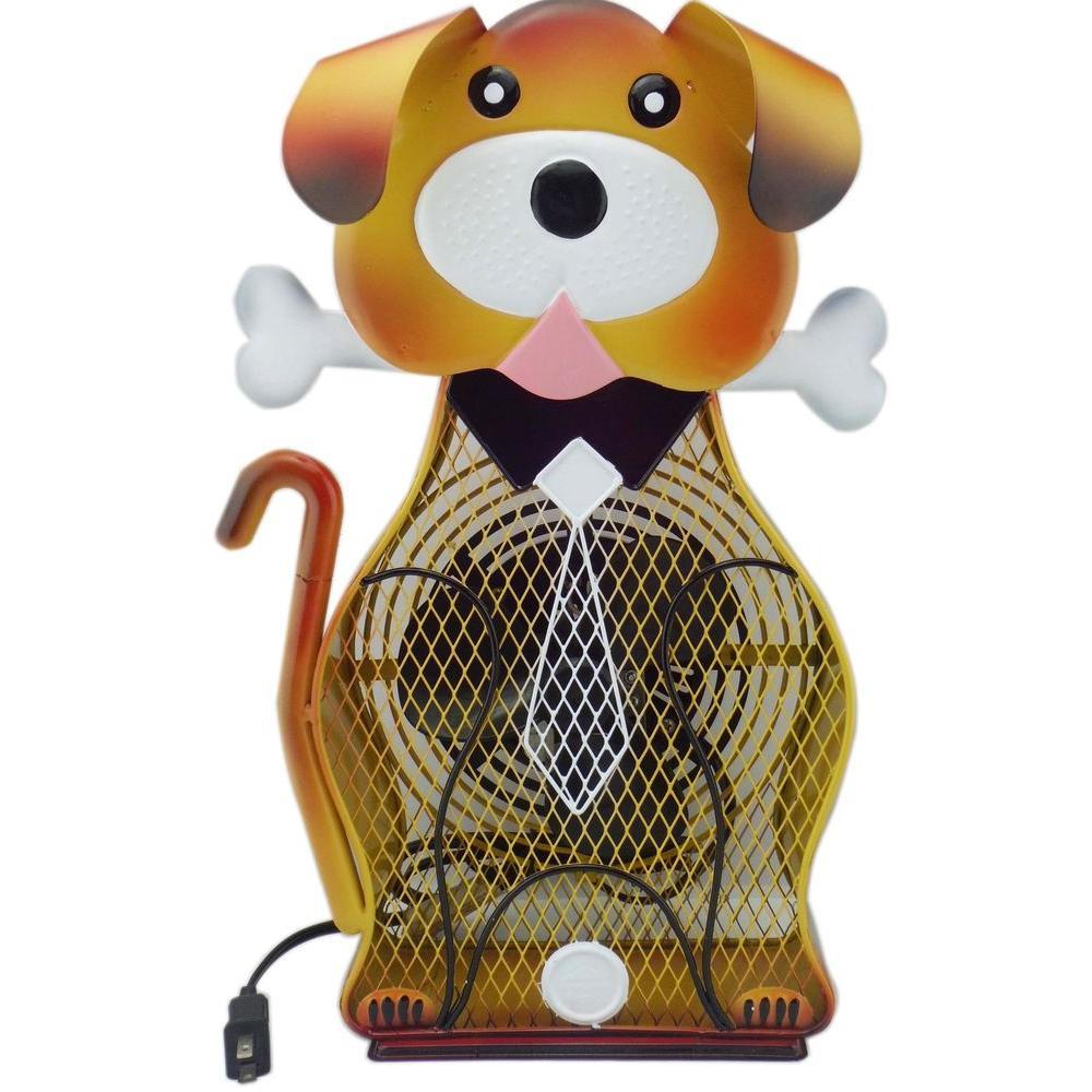 9 in. Himalayan Breeze Decorative Pug Fan ( Large)