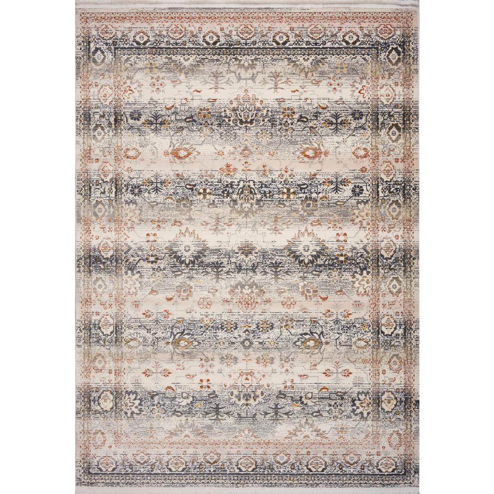 Kas Rugs Papillon Ivory Arya 9 ft. x 13 ft. Area Rug was $385.0 now $211.75 (45.0% off)