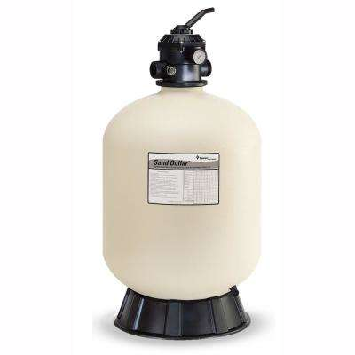 Sand Dollar SD80 26 in. Sand Pool Filter