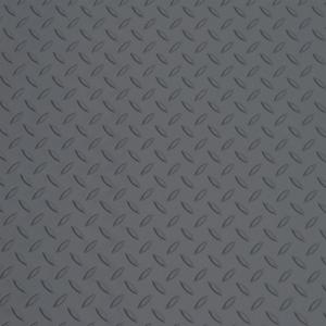 Diamond Deck 5 ft. x 12 ft. Battleship Gray Golf Cart Mat by Diamond Deck