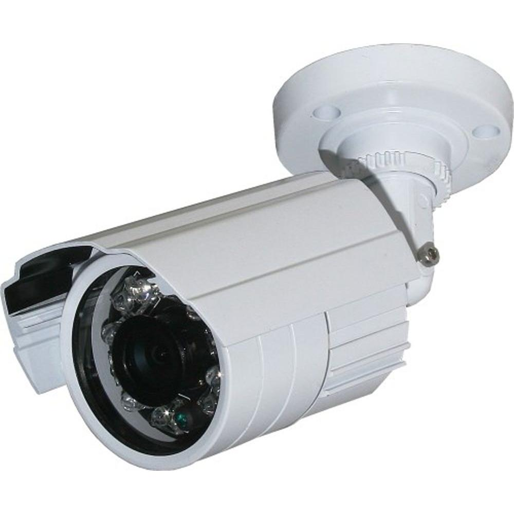 SeqCam Wired Weatherproof 420TVL Indoor/Outdoor Bullet Camera with 65 ft. Night