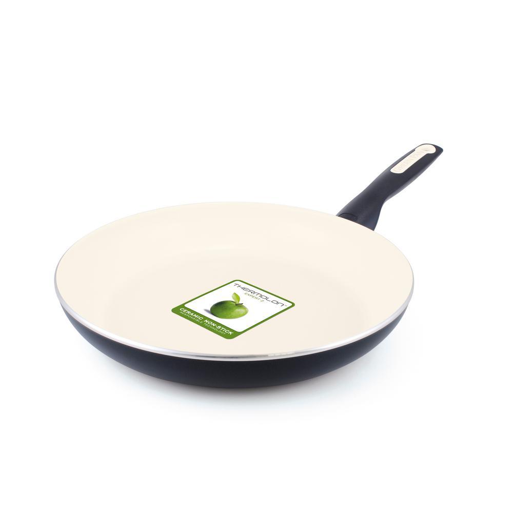 Greenpan Rio 12 In Ceramic Nonstick Frypan Cw0005083