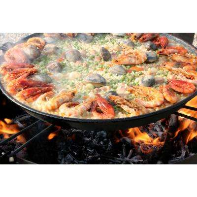 Pizza and Paella 15 in. Enamelled on Steel Pan