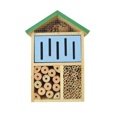 Better Gardens 12 in. Beneficial Insect House