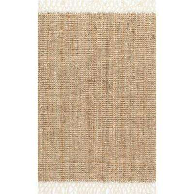 Raleigh Natural 6 ft. x 9 ft. Area Rug