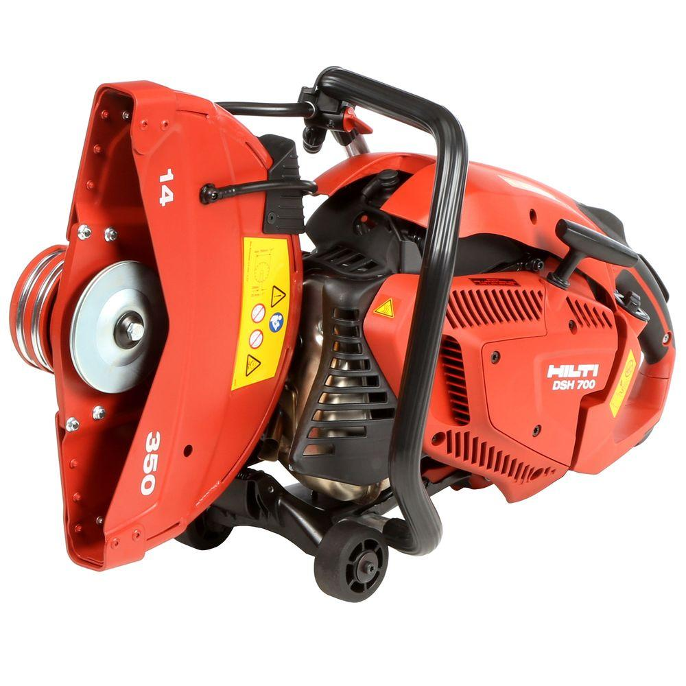 Hilti DSH 700 70cc 14 in. Hand-Held Gas Saw