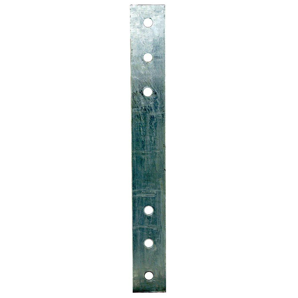 Simpson Strong-Tie HST 25-1/2 in. 3-Gauge Hot-Dip Galvanized Heavy Strap Tie