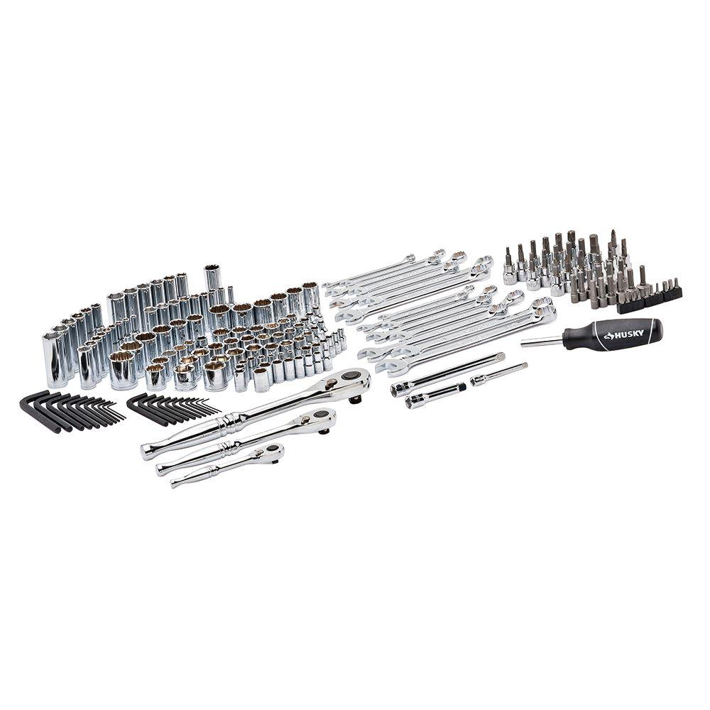 Husky Mechanics Tool Set (185-Piece)