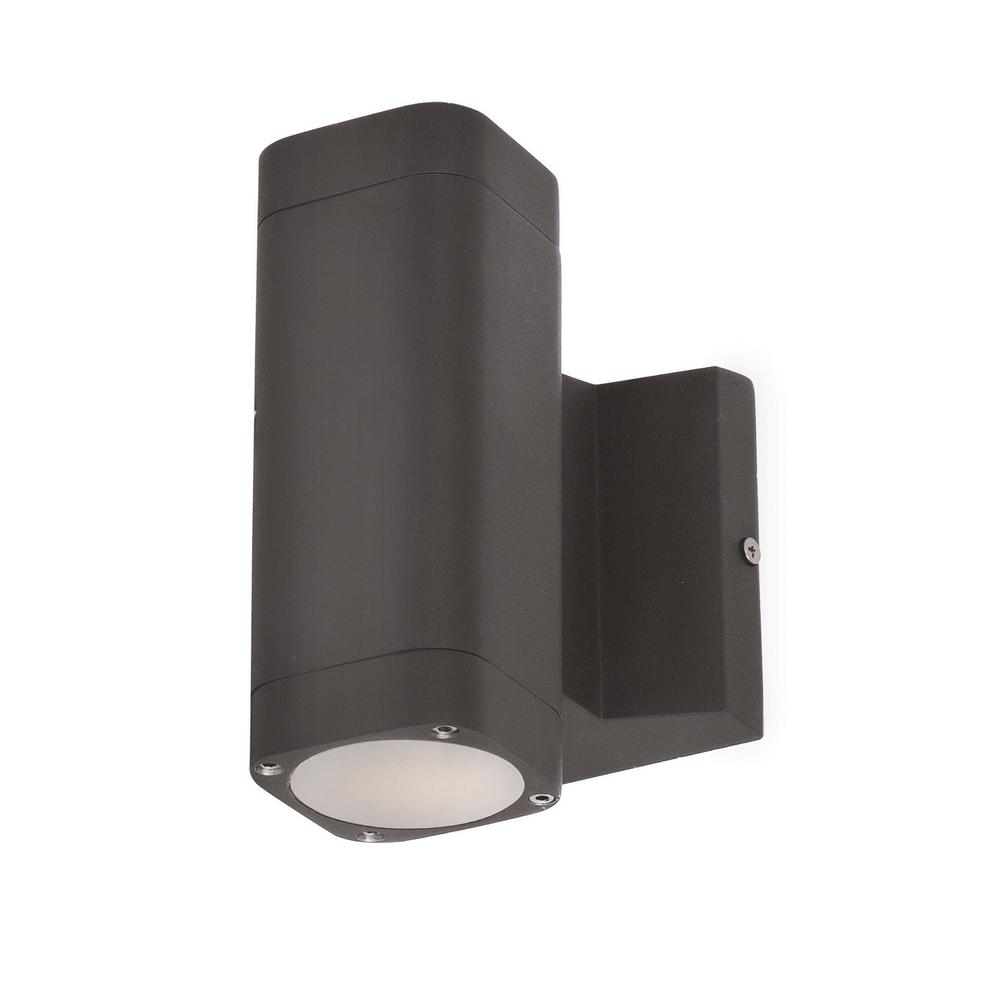 Maxim Lighting Lightray Small 2 Light Architectural Bronze