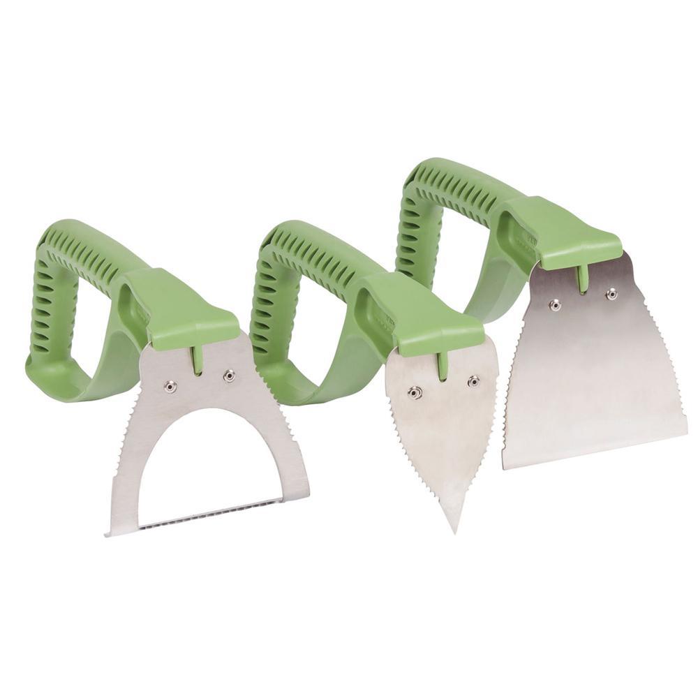 Vertex NaturalGrip 3-Piece Garden-Tender Tool Set