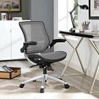 MODWAY Edge All Mesh Office Chair in Gray