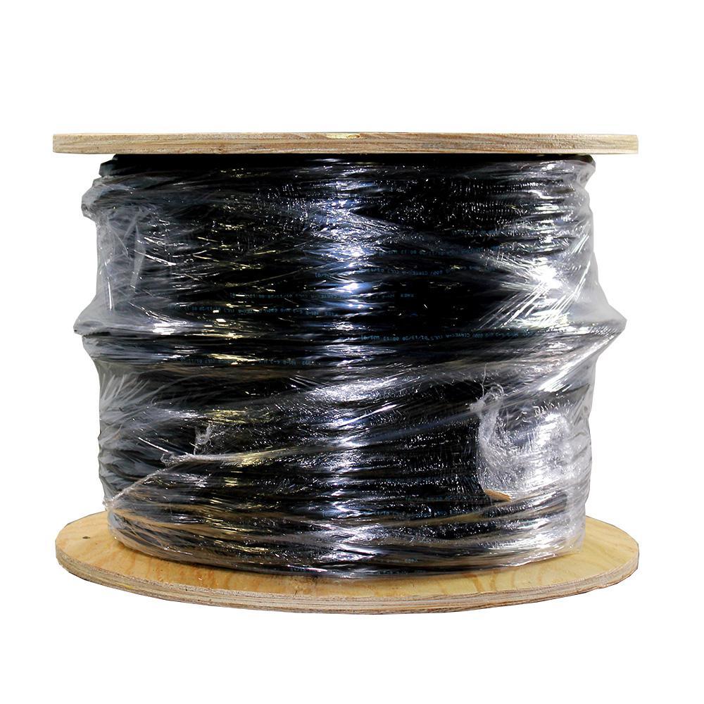 500 ft. 6/3 Black NM-B Wire