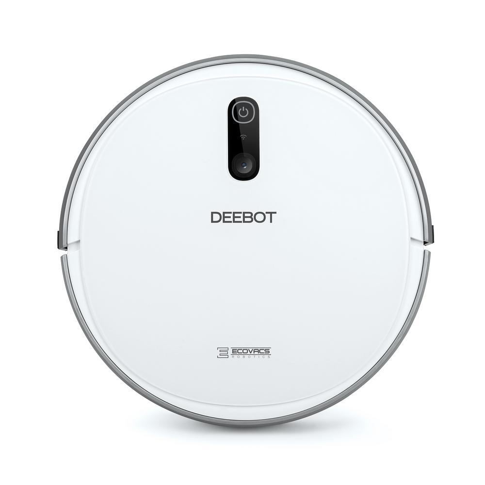 DEEBOT 710 Robot Vacuum Cleaner with Smart Navi 2.0
