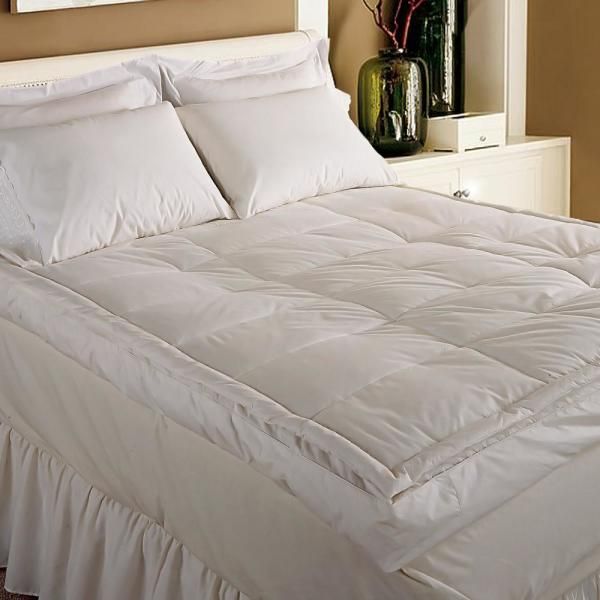 Blue Ridge Luxury 5 in. Pillowtop Full Featherbed 703202