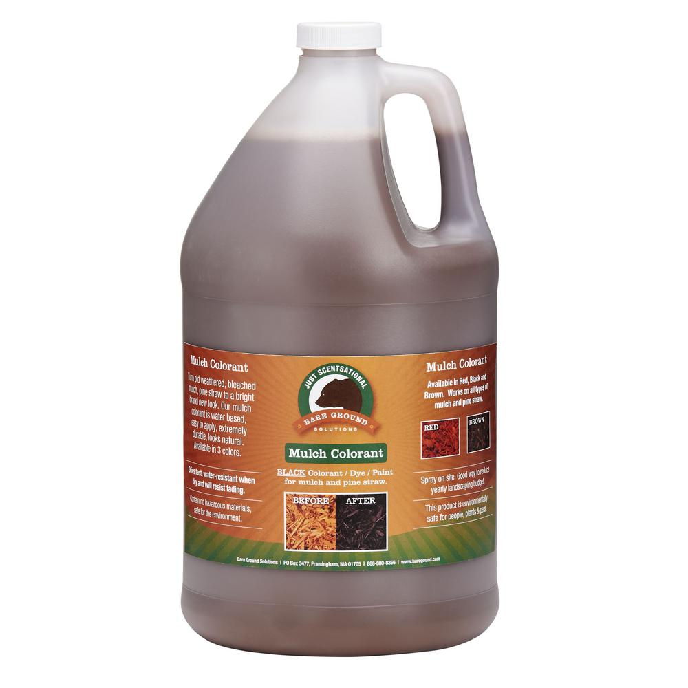 Just Scentsational 1 Gal. Brown Mulch Colorant
