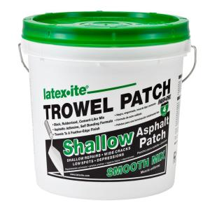 Latex-ite 2 Gal  Trowel Patch-32051 - The Home Depot