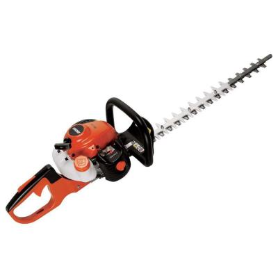 24 in. 21.2 cc Gas 2-Stroke Cycle Hedge Trimmer