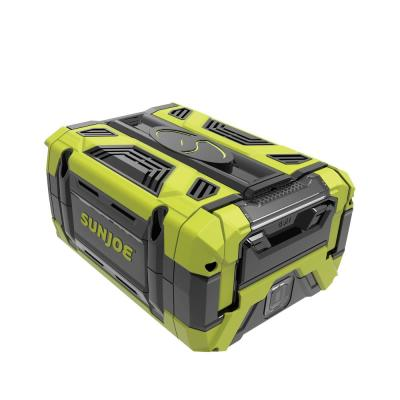 100-Volt 5.0-Ah Battery with Built-in Dual USB Ports
