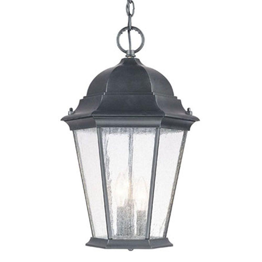 Acclaim Lighting Richmond Collection 3-Light Matte Black