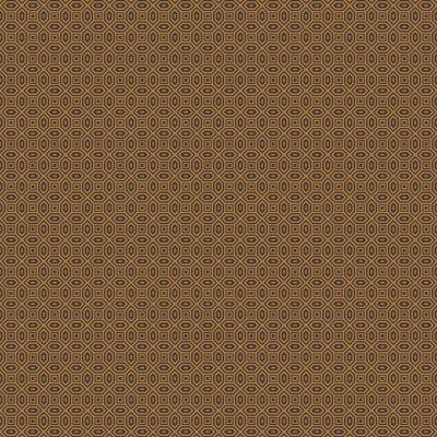 The Wallpaper Company 56 sq.ft. Billy Brown And Copper Dynasty Wallpaper-DISCONTINUED