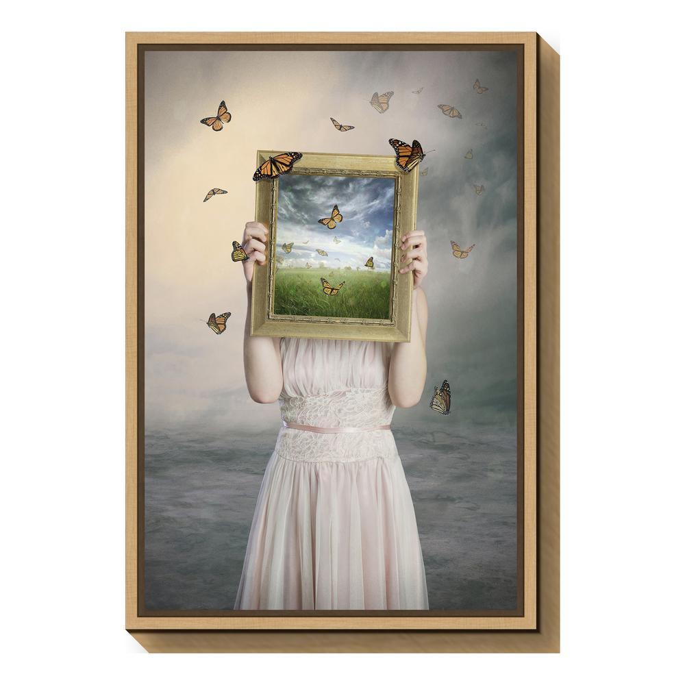 Adventure & Fantasy - Vertical - Canvas Art - Wall Art - The Home Depot