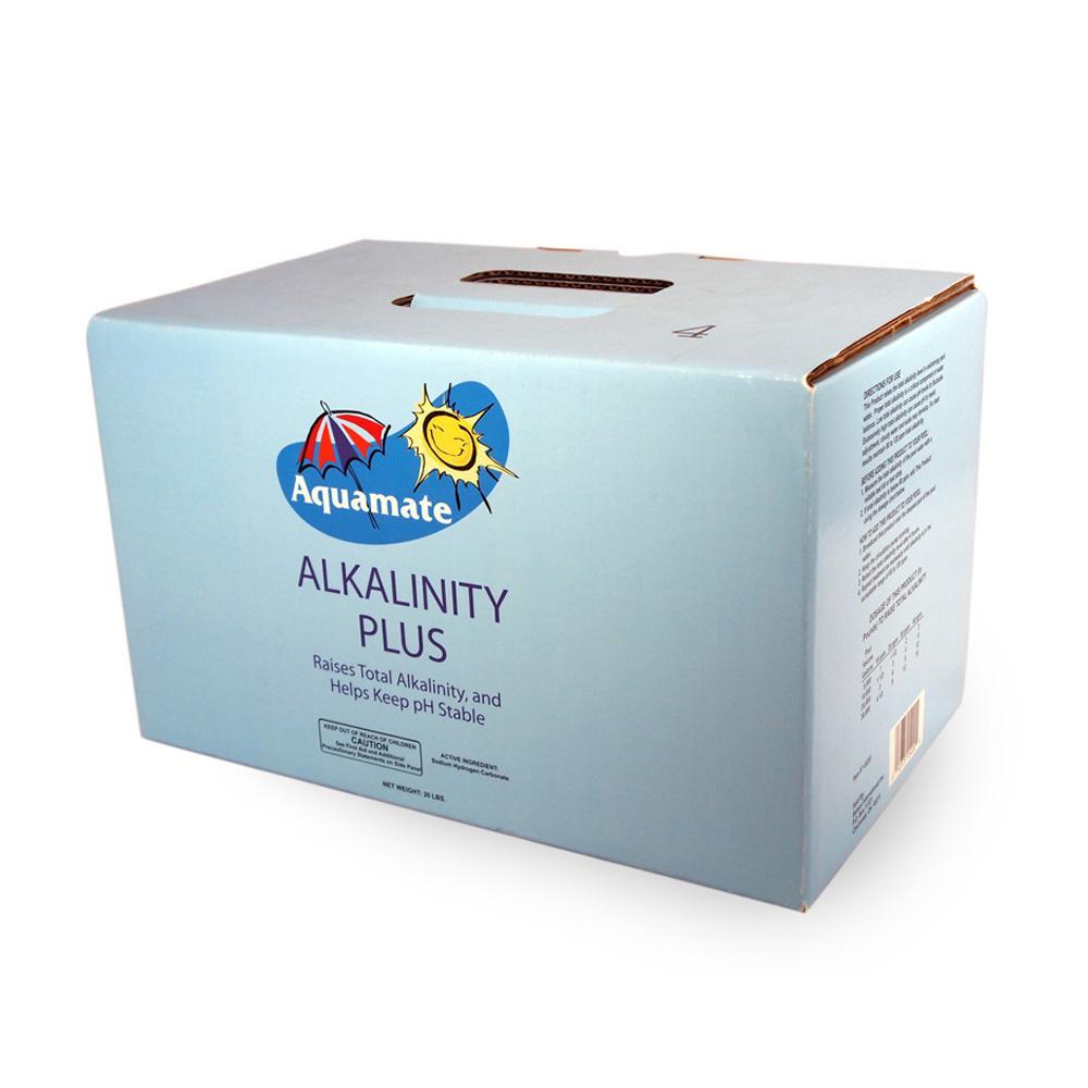 20 lb. Total Alkalinity Control