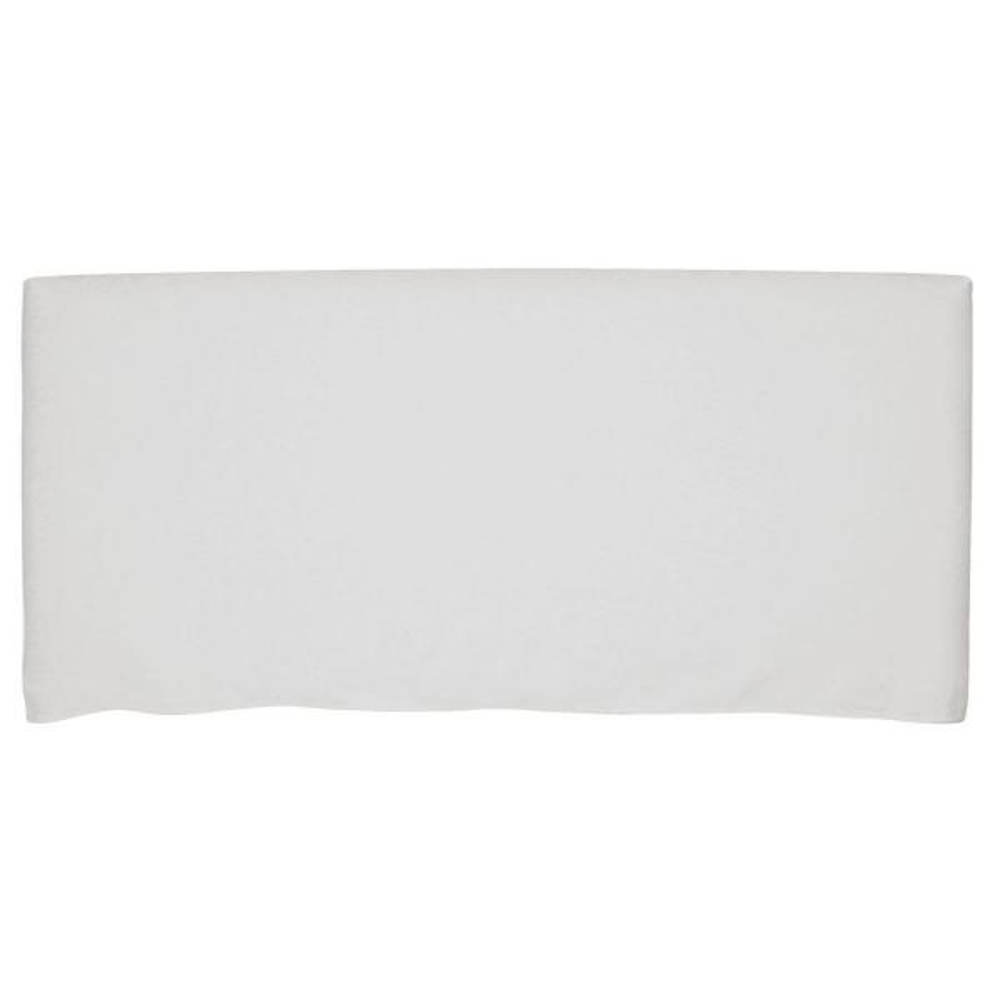 Bernese White Twin Headboard 730SLTWHT