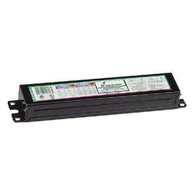 Optanium 1 or 2-Lamp T8 4 ft. Instant Start Electronic Fluorescent Replacement Ballast