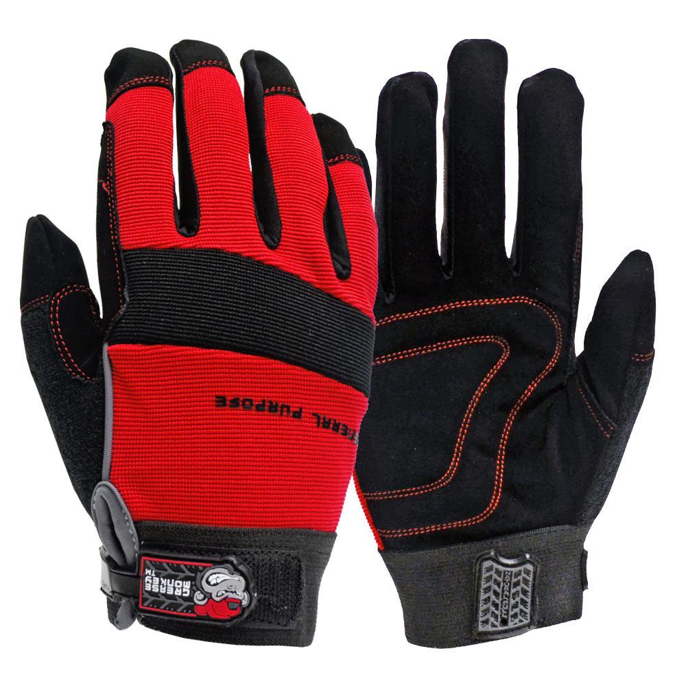 Grease Monkey Large General Purpose Work Gloves
