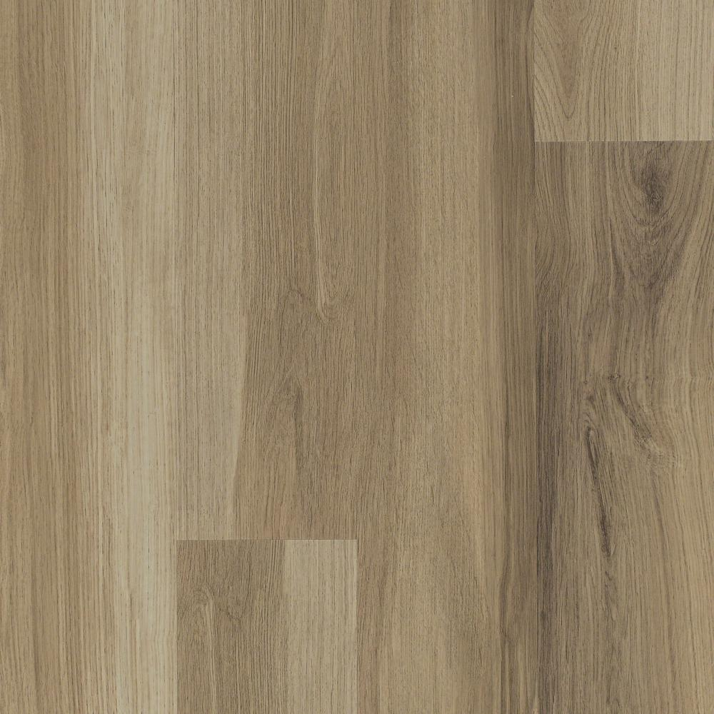 Floorte Jefferson 7 in. x 48 in. Sandstone Resilient Vinyl Plank Flooring (18.68 sq. ft. / case)