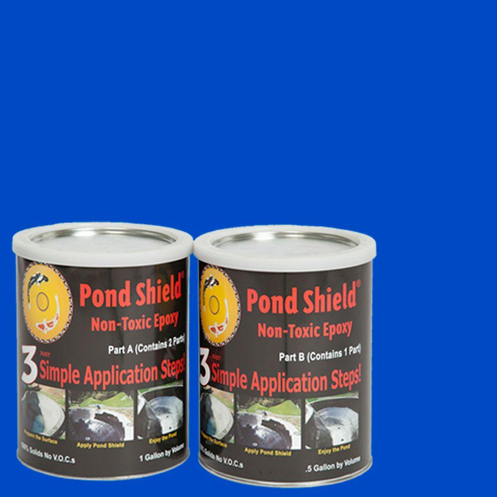 Pond Armor Pond Shield 1.5-gal. Competition Blue Non Toxic Epoxy