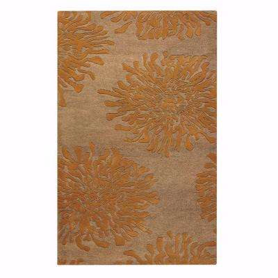 Brunswick Copper 4 ft. x 6 ft. Area Rug