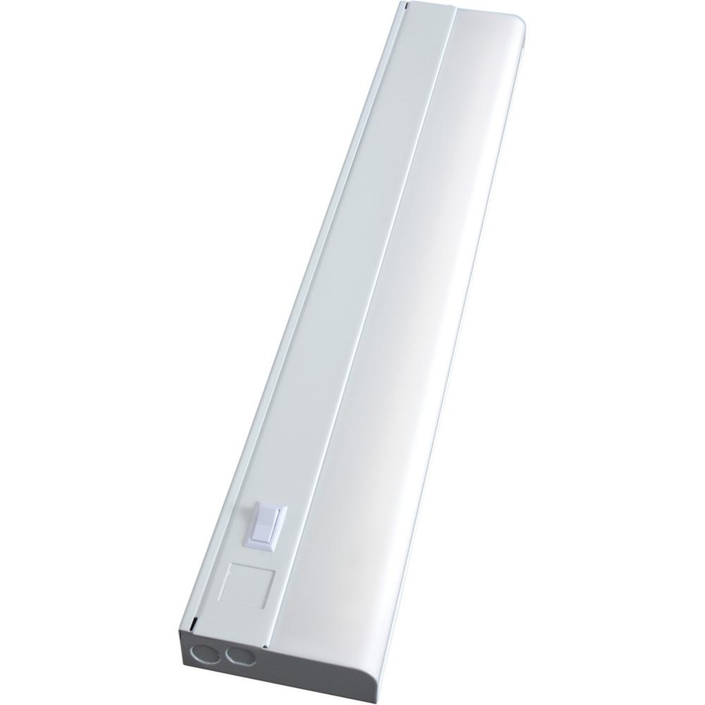 Home Depot Light Fixture: GE Advantage 24 In. Fluorescent Light Fixture-16690