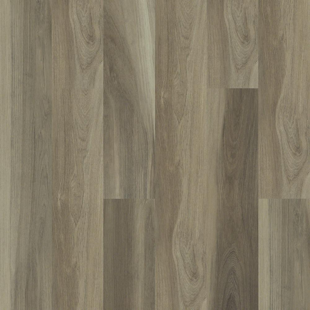 Manor Oak Direct Glue 9 in. x 59 in. Tahoe Resilient Vinyl Plank Flooring (22.12 sq. ft. / case)