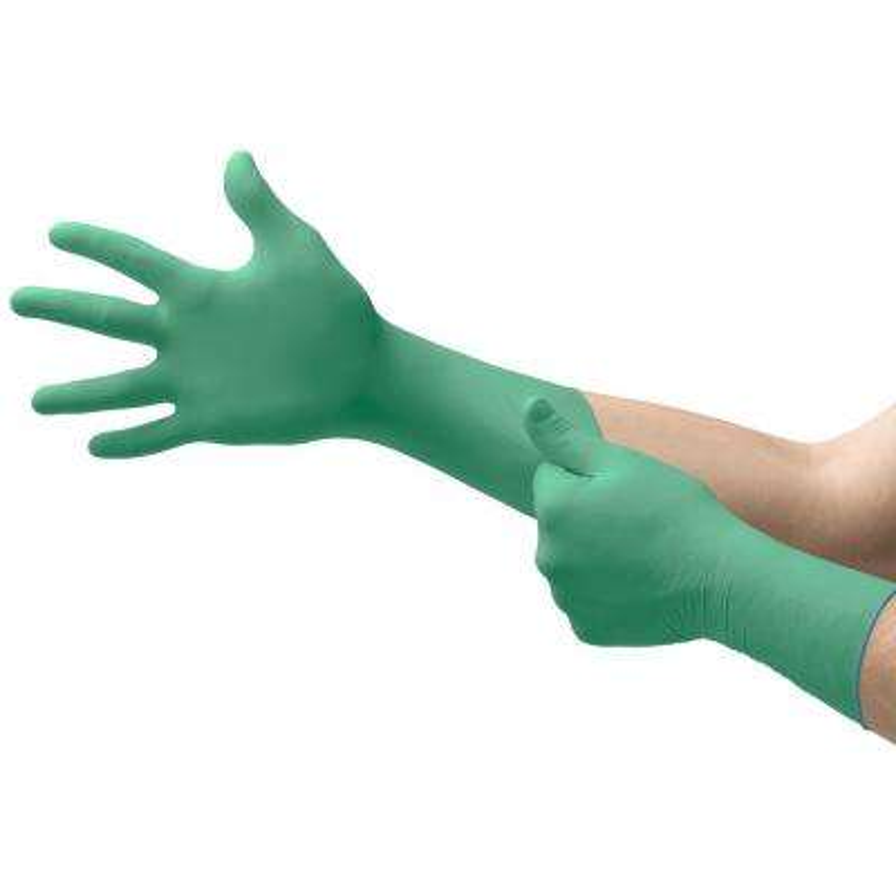 Chem 3 Medium Chemical Resistant Disposable Gloves (6 Gloves per Pack)