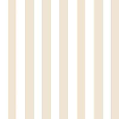 1.25 in. Regency Stripe-Beige & Off White Vinyl Peelable Roll (Covers 56 sq. ft.)
