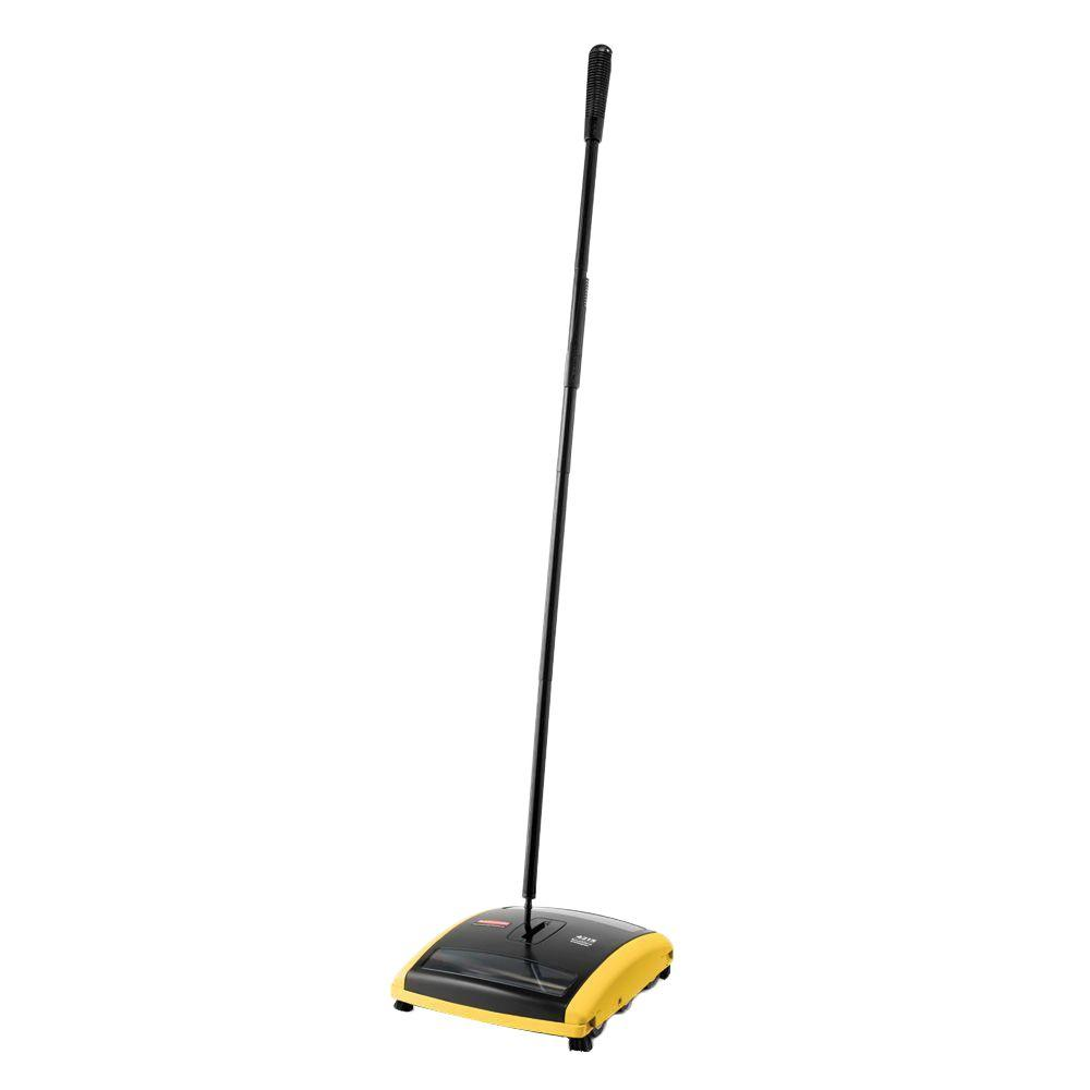 Rubbermaid Commercial Products Brushless Mechanical Sweeper