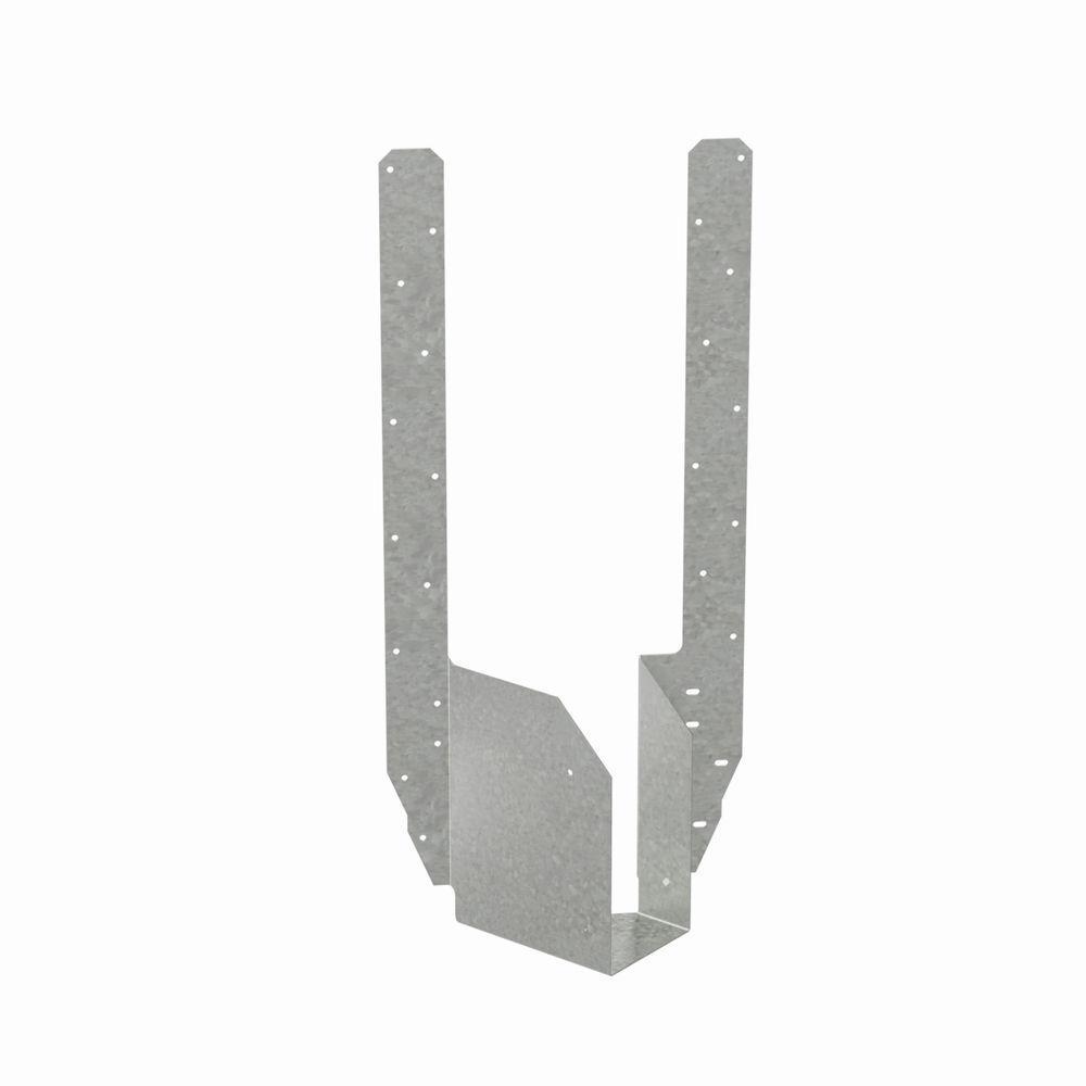 3-5/8 in. x 22-5/8 in. Adjustable Truss Hanger Skewed Right