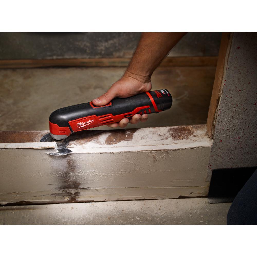 Milwaukee Oscillating Multi Tool Blade Kit Wood Hardwood Power Cutting 9 Piece