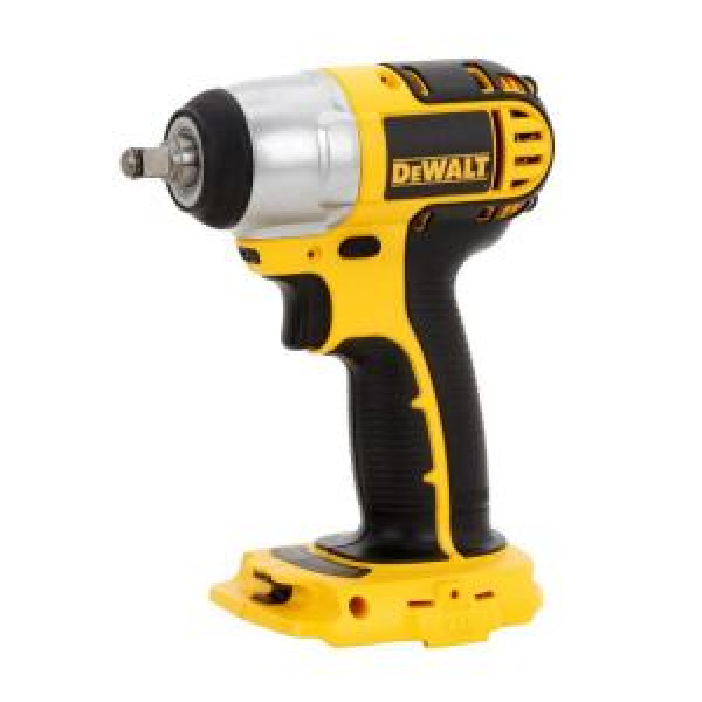 Dewalt 18-Volt NiCd Cordless 3/8 inch (9.5 mm) Impact Wrench (Tool-Only) by DEWALT