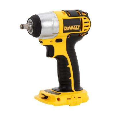18-Volt NiCd Cordless 3/8 in. (9.5 mm) Impact Wrench (Tool-Only)
