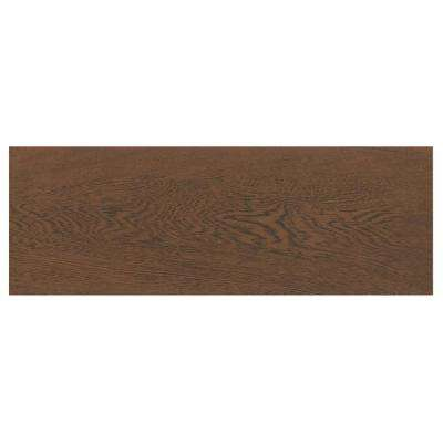 Glenwood Cherry 7 in. x 20 in. Ceramic Floor and Wall Tile (10.89 sq. ft. / case)