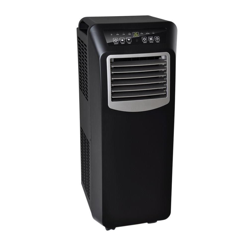 Portable Heat And Air Units : Royal sovereign btu portable air conditioner and