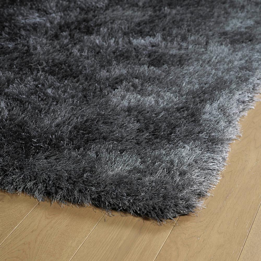 Posh Grey 8 ft. x 10 ft. Area Rug